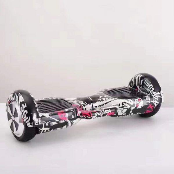 hoverboard hip-hop HoverBoard HIP-HOP Black/Red 6,5 inch cu Bluetooth ,leduri roti,bat.Samsung. IMG 35 600x600
