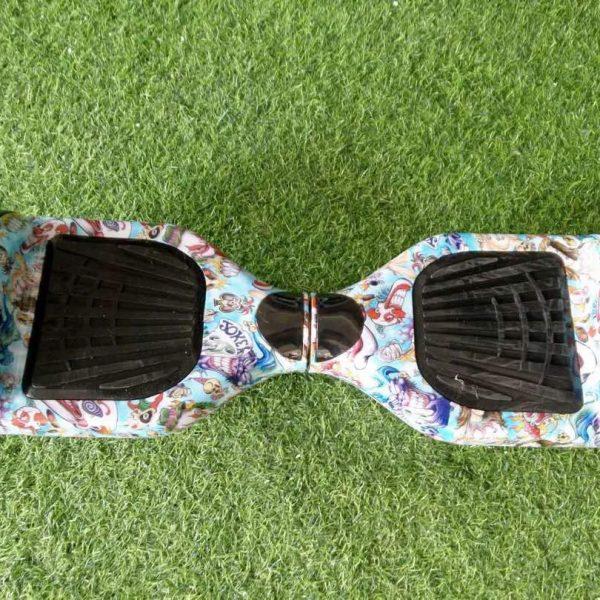 hoverboard craniu 10 inch HoverBoard Junior Clown 6,5 inch cu Bluetooth ,leduri roti,bat.Samsung!! IMG 36 600x600