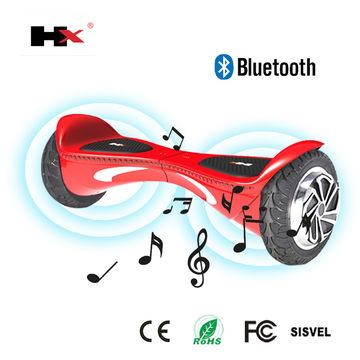 HoverBoard Extreme Balance Suv X8 cu bluetooth si auto echilibru.Stil si eleganta. hover rosu 1